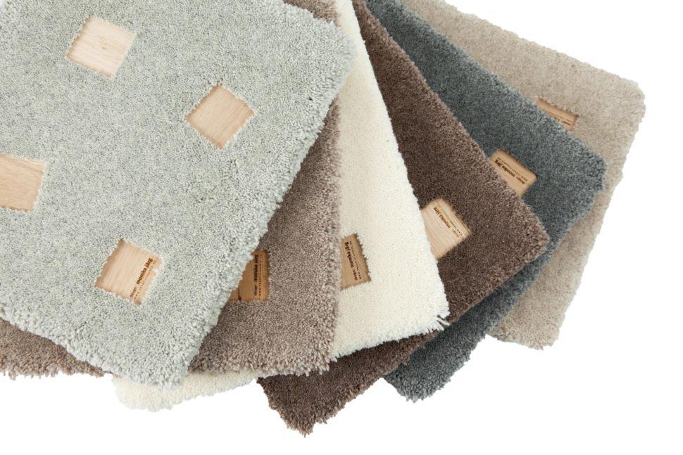 Moss Woody Carpet Image 2