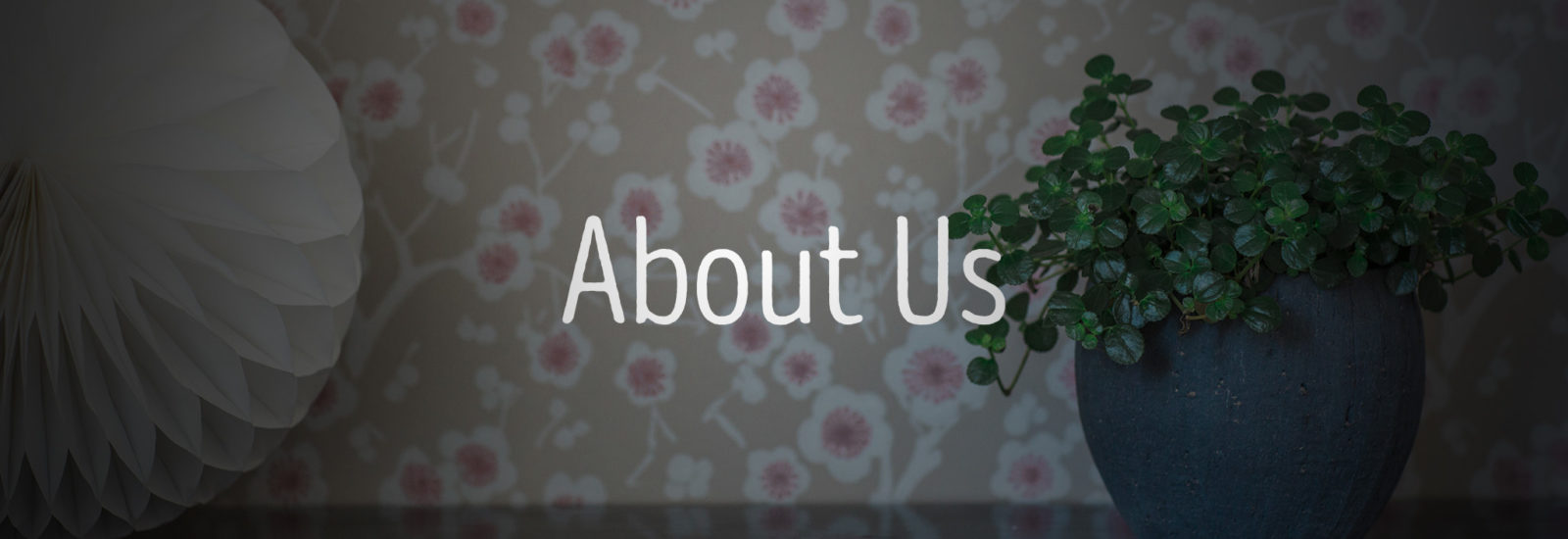About Us Page Header Image