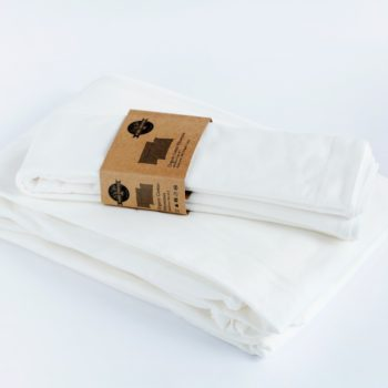 Pure Domus Bed Linen White