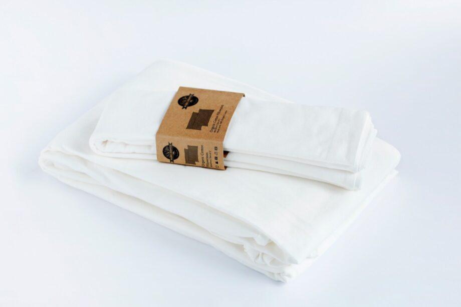 Pure Domus Bed Linen White