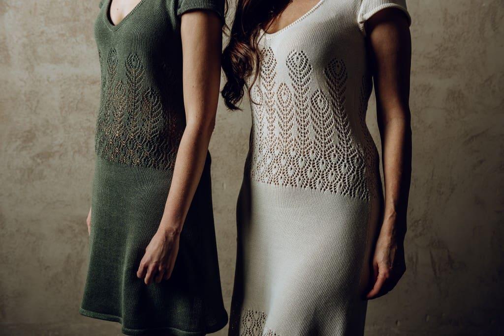 Pure Domus Dress Claire