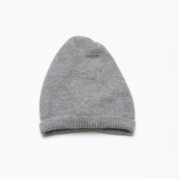 Pure Touch Beanie Grey