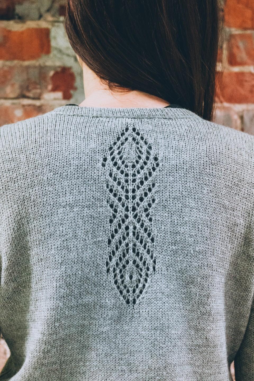 Sweater Misty Back
